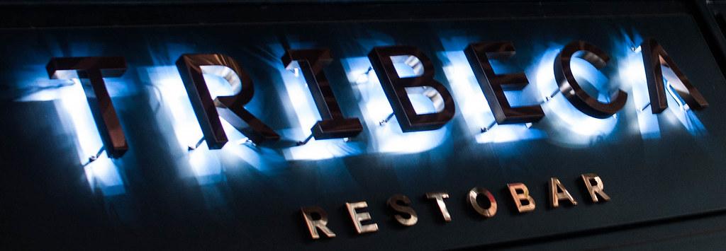 Tribeca restobar Bangkok