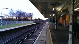 Earlswood - Platform 1