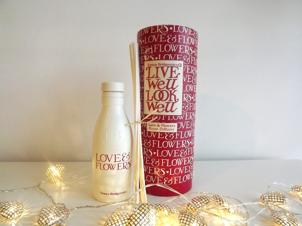 Emma Bridgewater Love & Flowers Room Diffuser