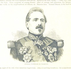 """British Library digitised image from page 28 of """"Cassell's History of the War between France and Germany. 1870-1871"""""""