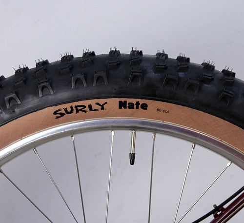 "SURLY - The Lazy Mans Custom Pugsley Complete Bike ""Special Magma Black"" World Wide Limited500"