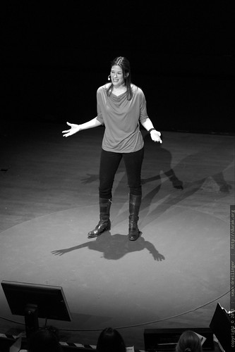 Erin Cooney: A radical shift in perspective   TEDxSanDiego 2013