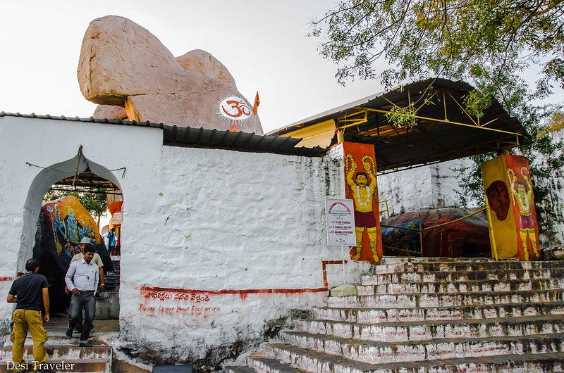 Sri Jagadamba Mahakali Temple Golconda