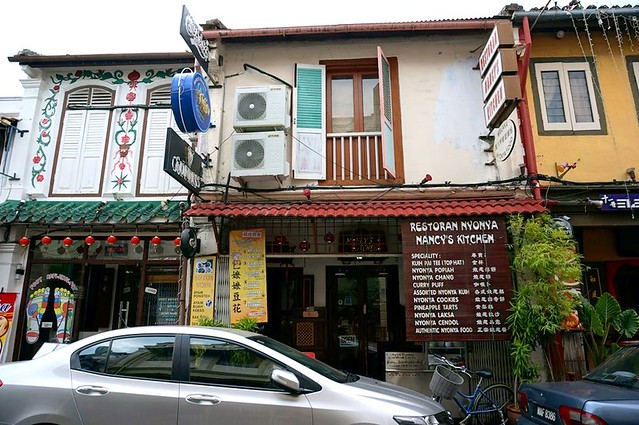 nyonya food melaka - nancy's kitchen