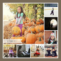 Lilah: October in pictures