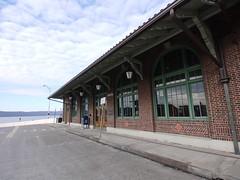 土, 2013-12-28 11:35 - Ossining 駅