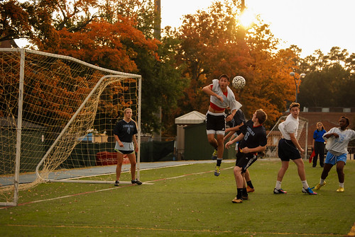 Intramural Soccer Fall '13