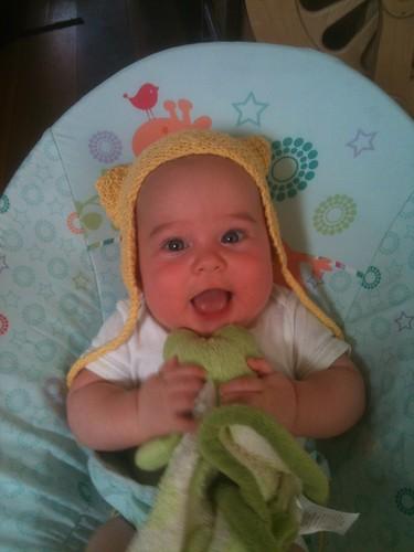 Cubba Baby Hat