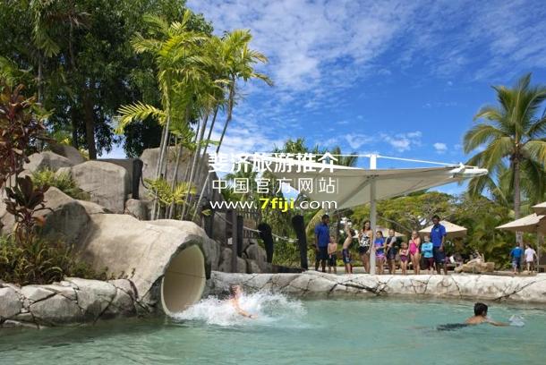雷迪森布鲁度假酒店儿童水上游乐设施
