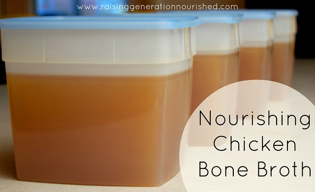 Nourishing Chicken Bone Broth