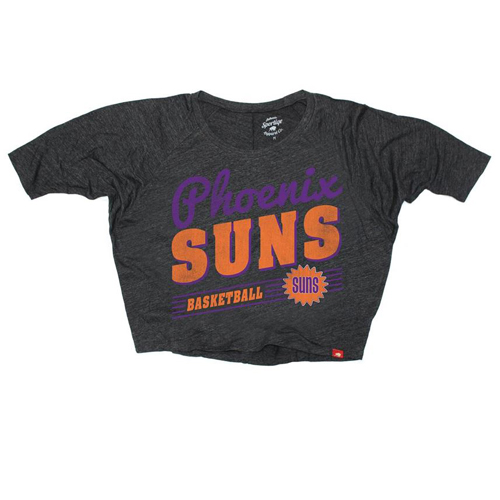 Phoenix Suns Sportiqe Women's Marshall Sanford Top - Black