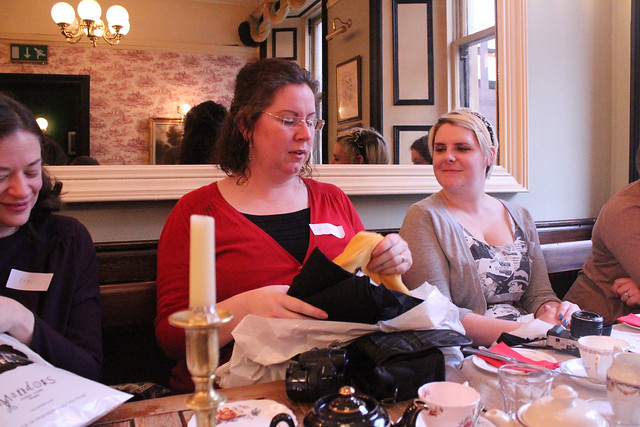 Glasgow sewing bloggers swap