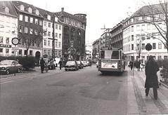 Købmagergade looking north 1973