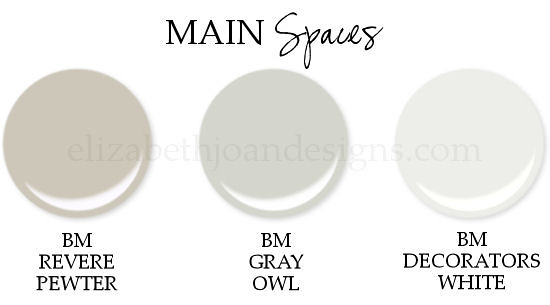 New House Paint Colors 2