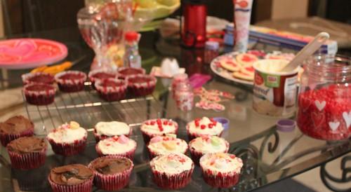 Valentine'scupcakes