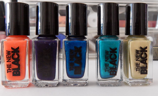 The New Black Noble Spirits By Christina Rinaldi || Review & Swatches