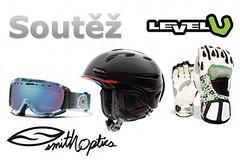 Známe výherce soutěže o helmu Smith a rukavice Level!