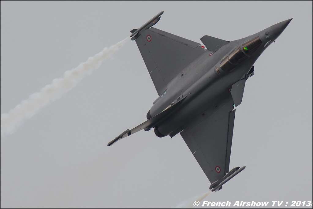 Team Rafale,Rafale Solo Display ,Salon du Bourget 2013,Paris Airshow 2013