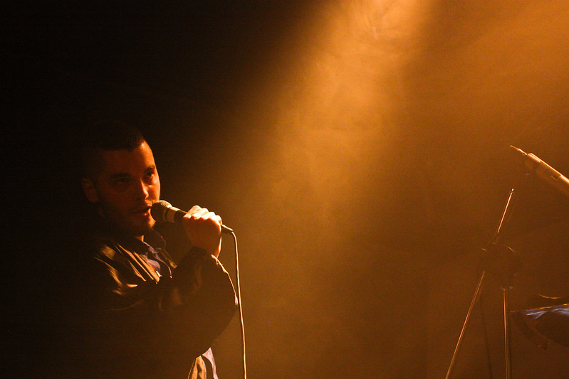 Young Fathers (Uk), Prezident Lourajder