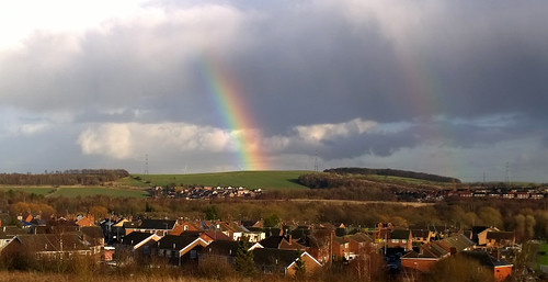 Rainbow & Catcliffe by little_frank