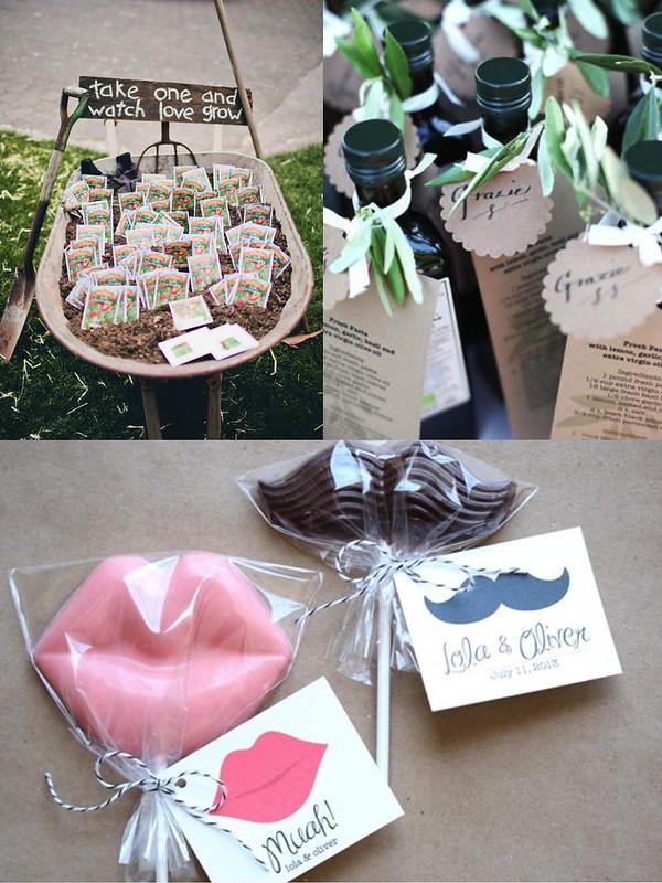 Detalles invitados boda - wedding flavors