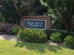 Great Falls Chase Neighborhood in Sterling VA