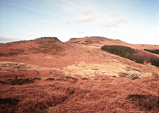 Higger Tor and Carl Wark