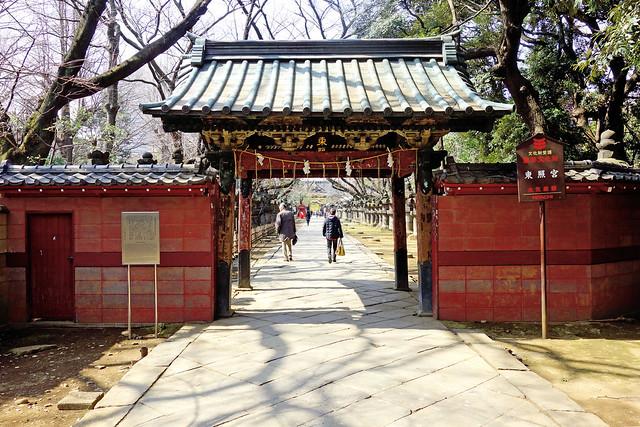 Ueno Toshogu / 上野東照宮