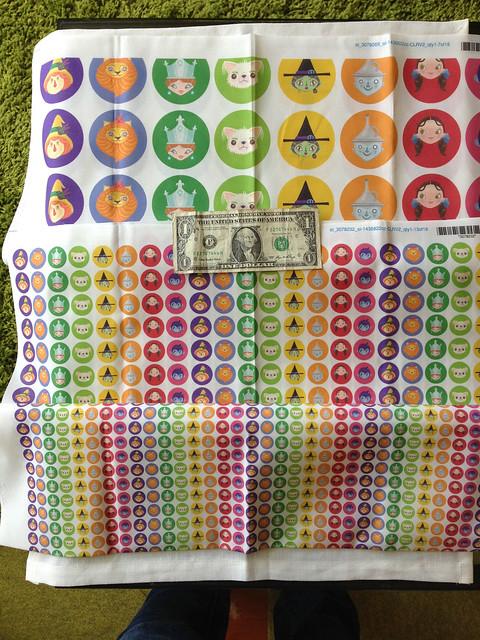 Rainbow Skittles!
