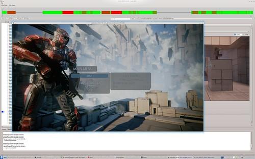 A Vogl immár támogatja az Unreal Engine 4-et