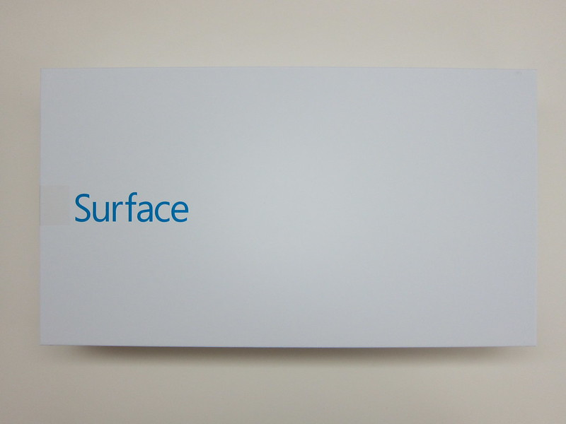 Microsoft Surface 2 - Box Inner