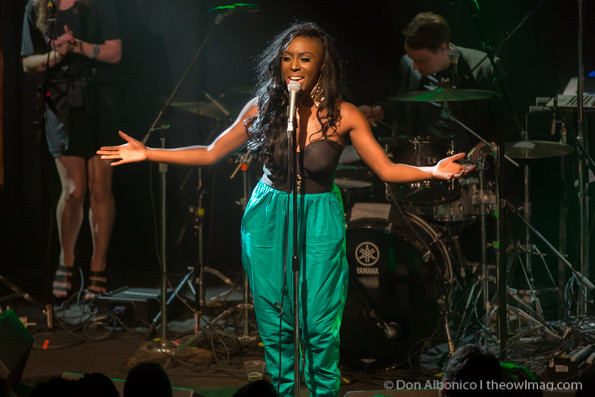 Laura Mvula @ The Independent, SF 4/15/14