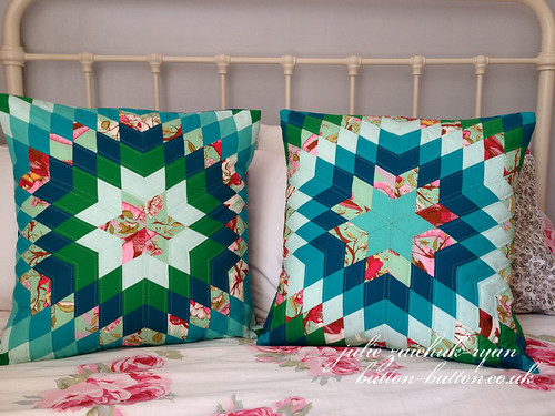 EPP Diamond Pillows