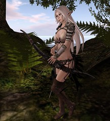 HoD Ineach piercing and We Love RP boots 3 ps