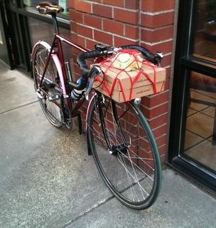 Pizza delivery wagon(2)