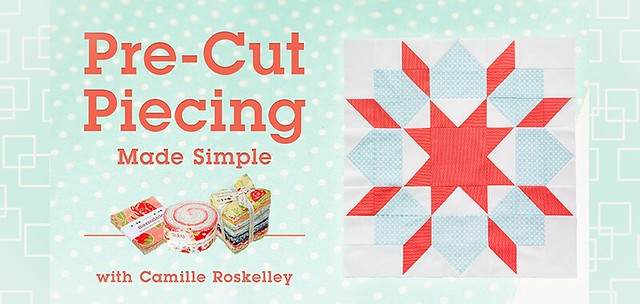 Pre-Cut Piecing Made Simple