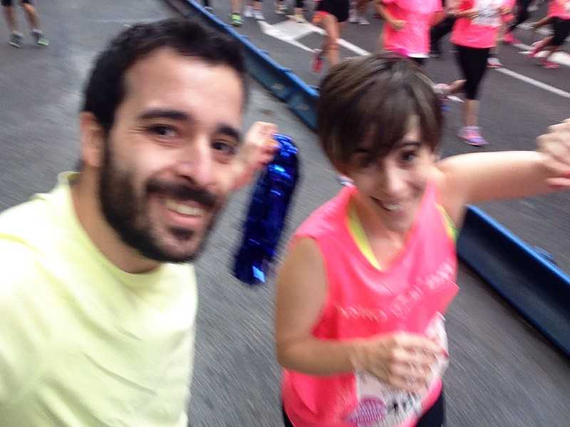 Carrera de la mujer 2014 madrid