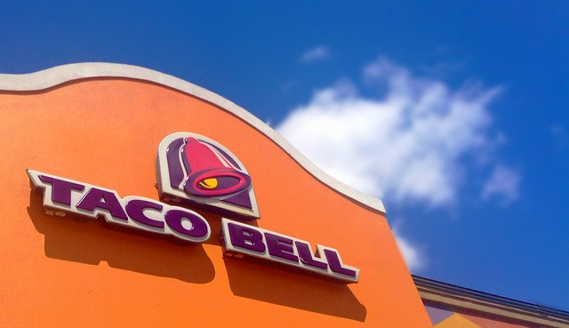 Taco Bell from Flickr via Wylio