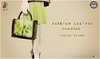 MiWardrobe - Leather Painted Handbag - Pastel Green - MW (New!!) L´accessoires Event