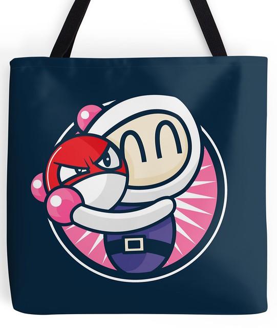 Bolso Bomberman