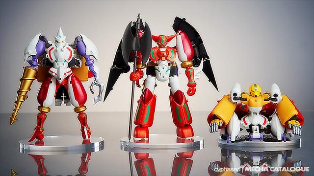 Dynamic Change Shin Getter Robo