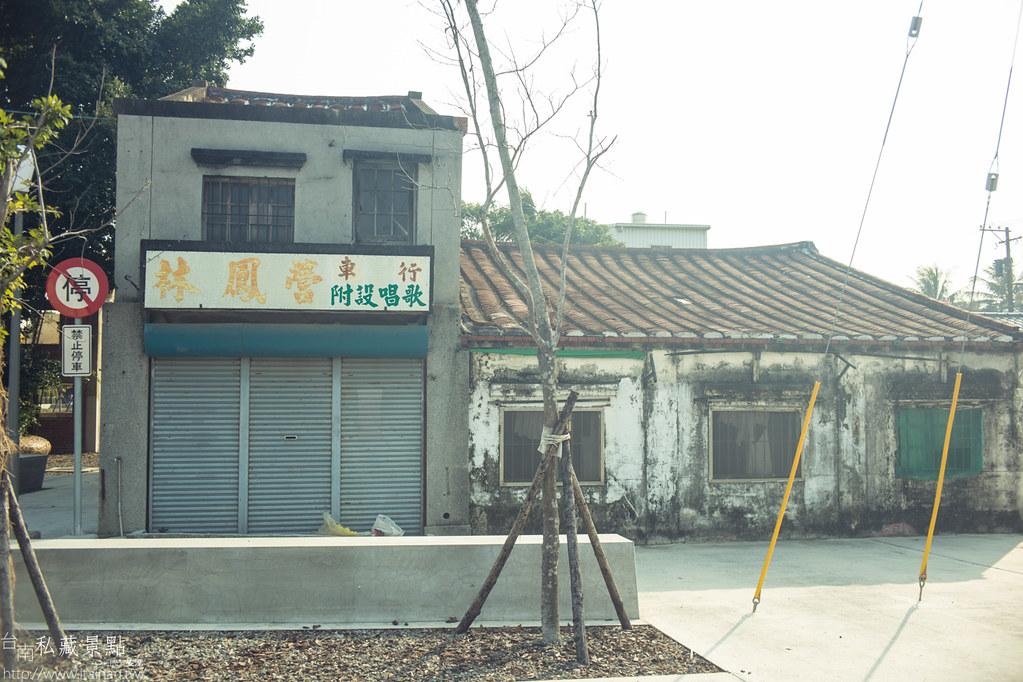 台南私藏景點-林鳳營車站 (3)