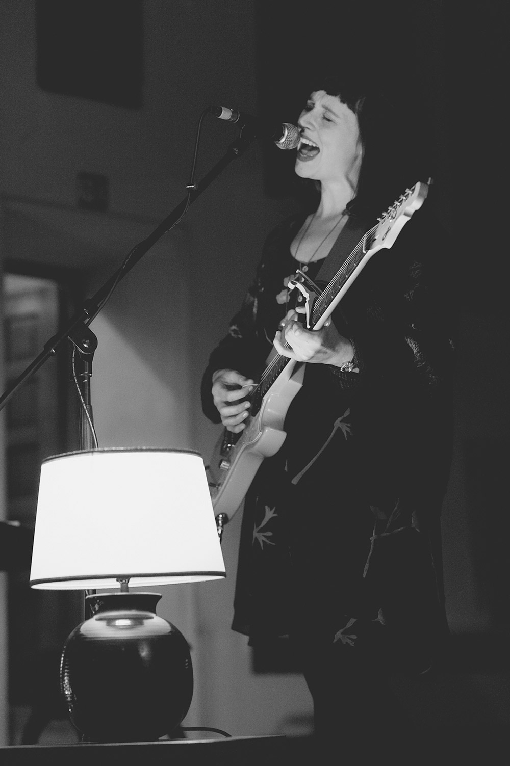 Waxahatchee @ St Pancras Church, London 26/01/15