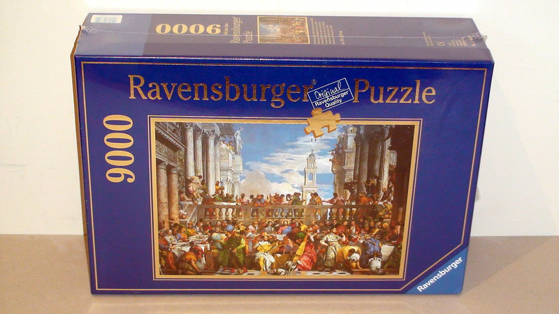9.000 - Ravensburger - The Wedding Feast at Cana
