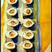 sushi et sashimi faits maison par Simon by sophie.valenti