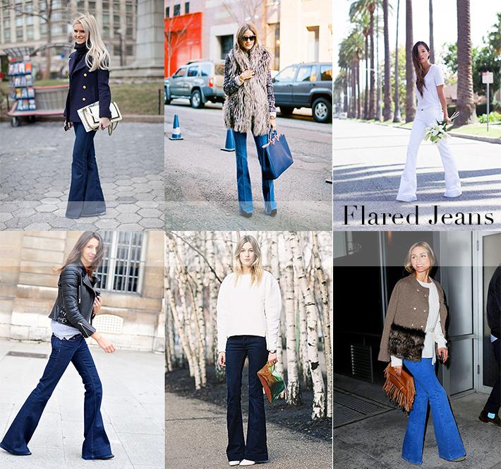 FlaredJeans