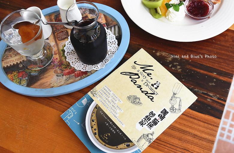 台中早午餐推薦冰滴咖啡插座餐廳胖達27