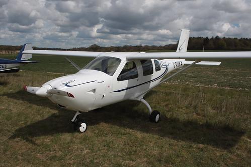 G-PUKA Jabiru J400 Popham
