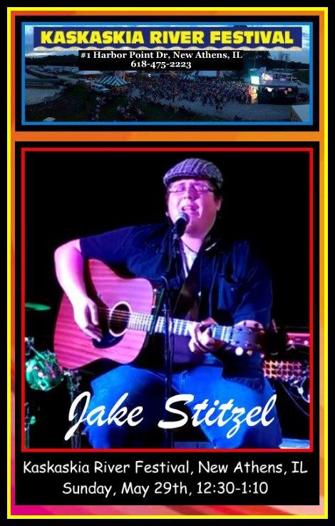 Kaskaskia River Festival Jake 5-29-16
