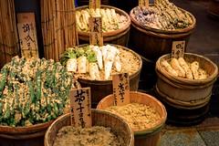 Pickles at Nishiki Market